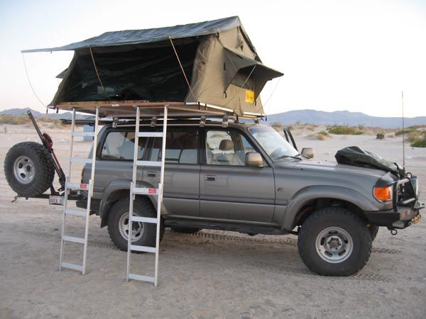 Family Rooftop Tent