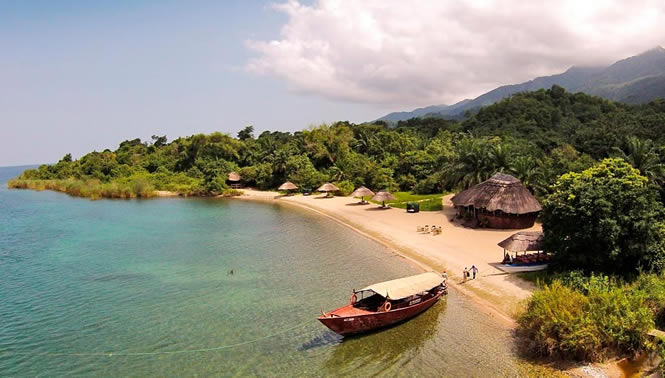 Mahale National Park - Only Accessible by Boat