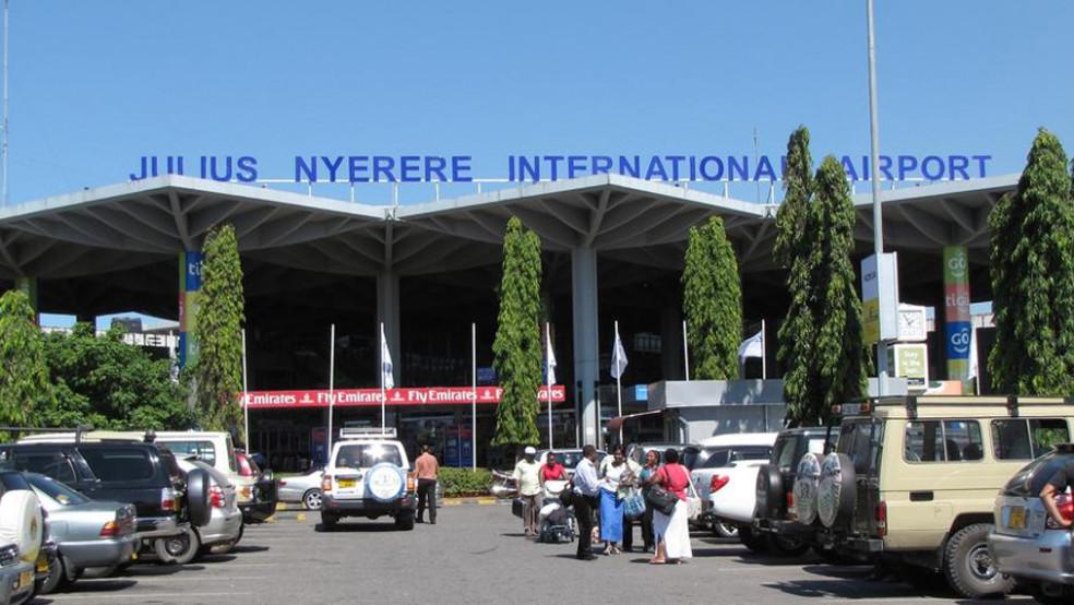 Nyerere International Airport Tanzania