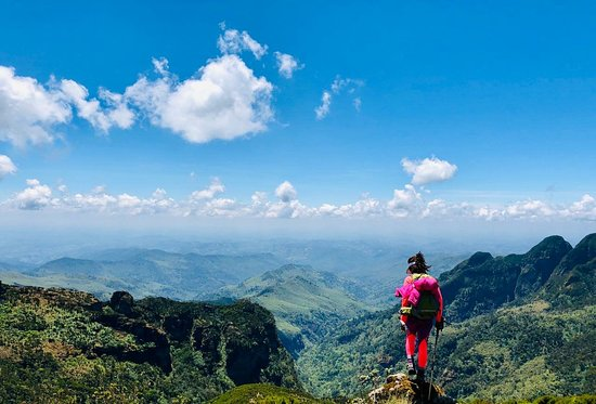 Un-usual East African Adventure to Mount Kinangop