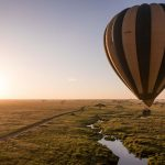 Hot Air Balloon Safari Tanzania