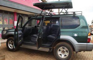 4x4 Toyota Prado